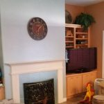 custom fireplace before 1